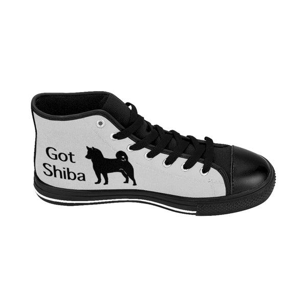 Men's Shiba High-top Sneakers