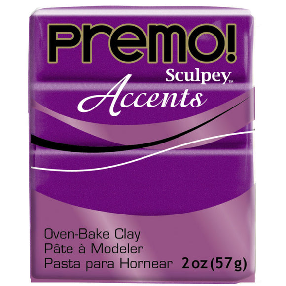 Premo Accents Purple Pearl