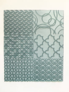 Sculpey Flexible Texture Sheets: Geometric
