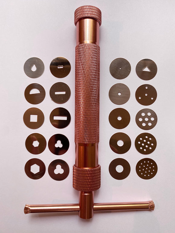 Rose Gold Clay Extruder