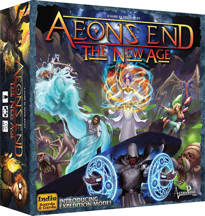 Review on Aeon's End: New Age
