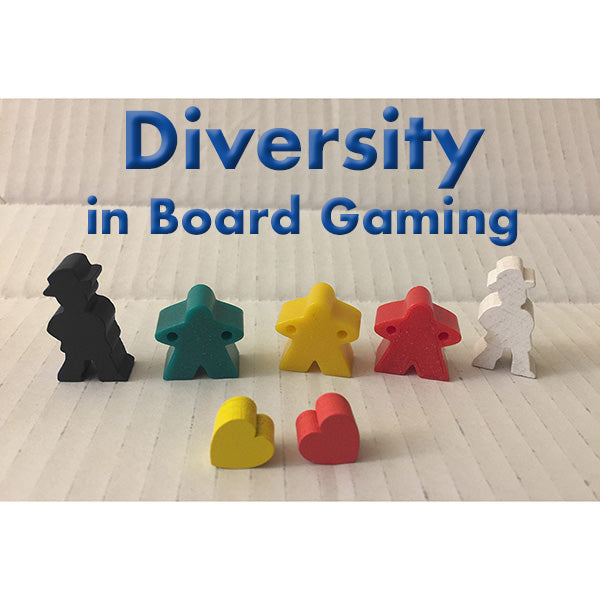 Diversity in the Board Game industry