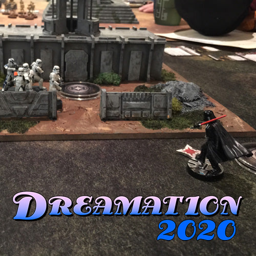 Dreamation 2020 Convention