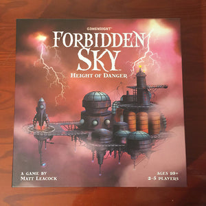 First impression of Forbidden Sky