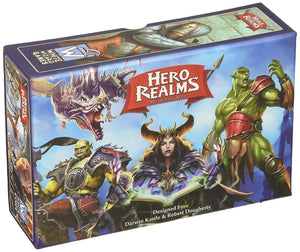 My review of Hero Realms