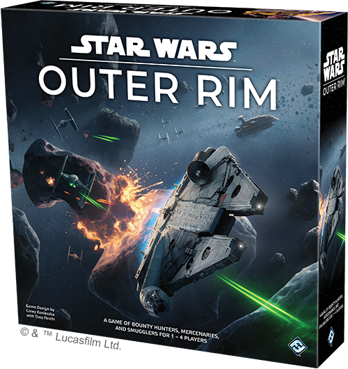 Star Wars: Outer Rim Review