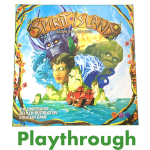 Spirit Island Playthrough