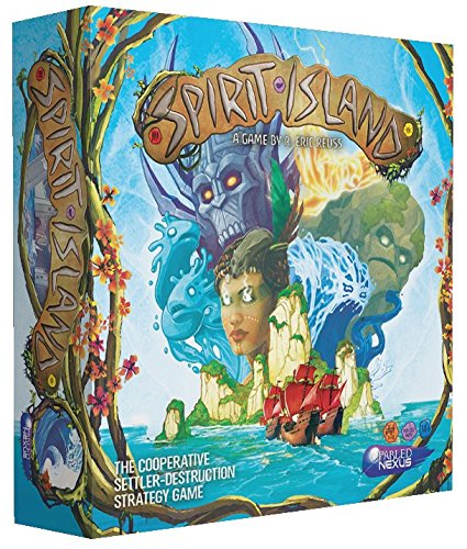 Game Review: Spirit Island