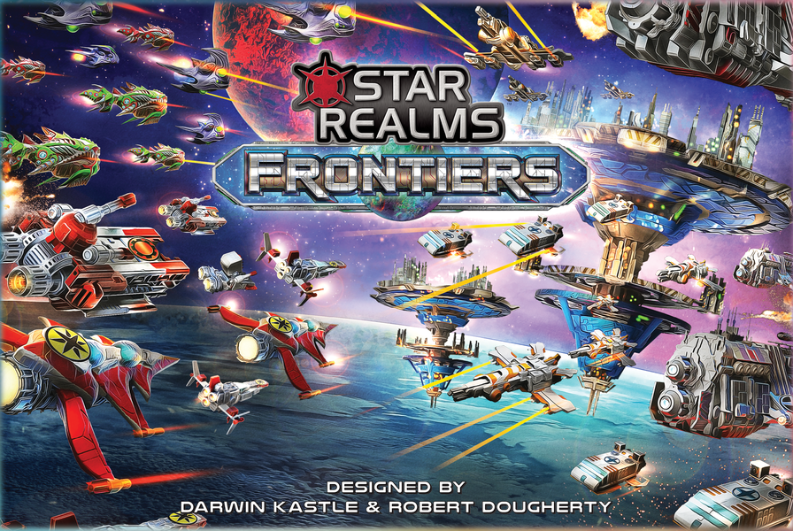 Anticipated Game- Star Realms: Frontiers