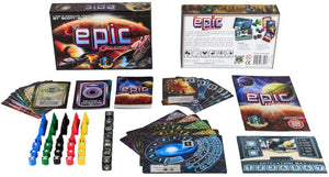 Tiny Epic Galaxies: Playing solo version