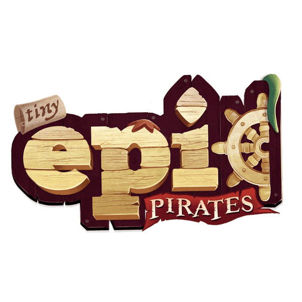 Kickstarter: Tiny Epic Pirates