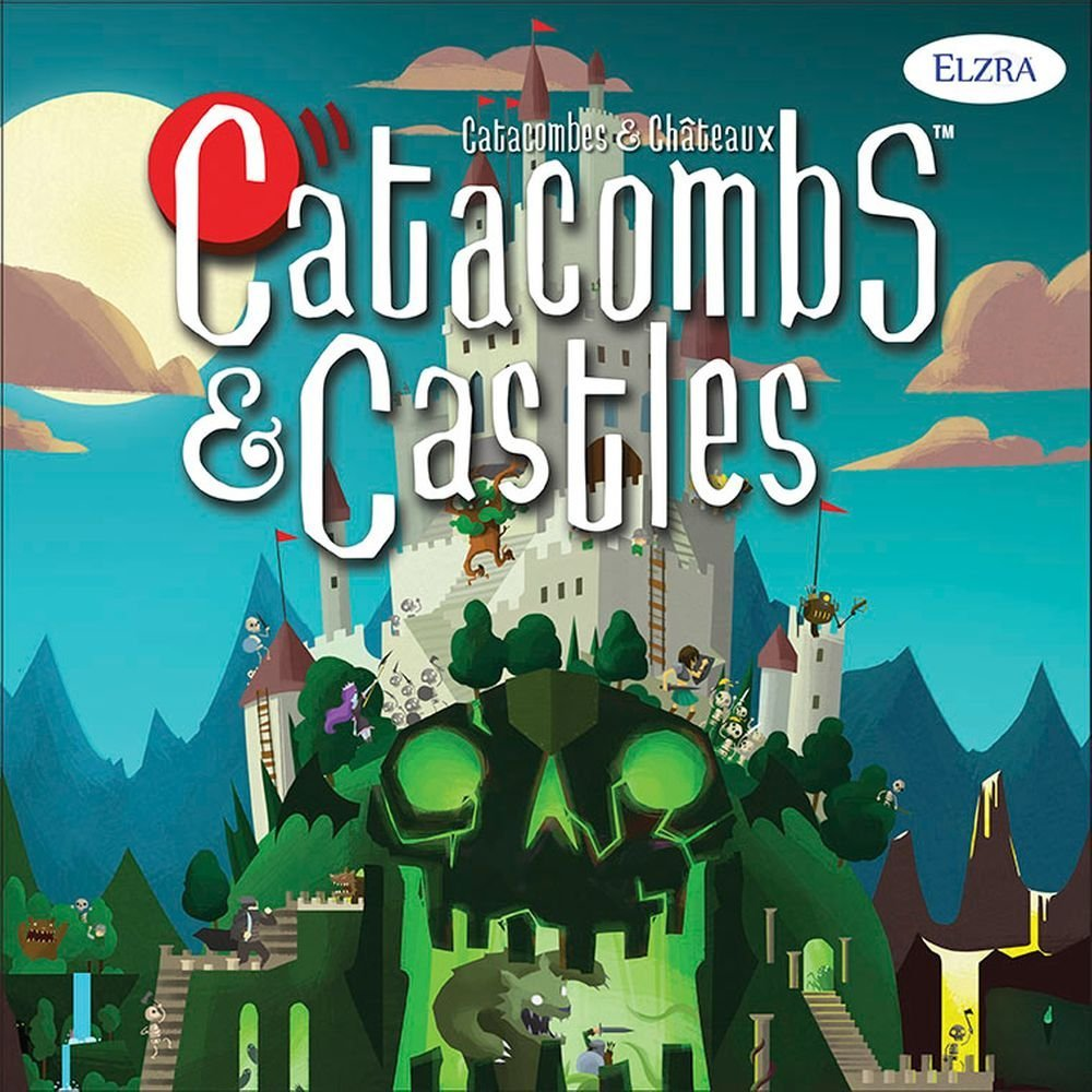 Catacombs and Castle from Elzra - Xenomarket