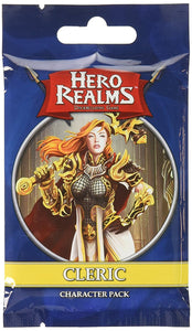 Hero Realms Cleric Pack Card Game