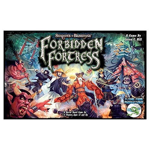 Shadows of Brimstone: Forbidden Fortress Core Set from Flying Frog Productions - Xenomarket