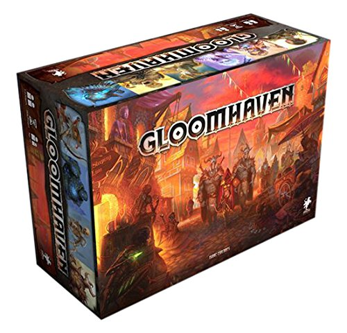 Gloomhaven Board Game from Cephalofair Games - Xenomarket
