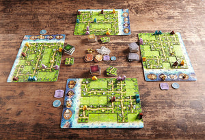 HABA Karuba - An Addictive Tile Laying Puzzle Game for the Whole Family (Made in Germany) from Haba - Xenomarket