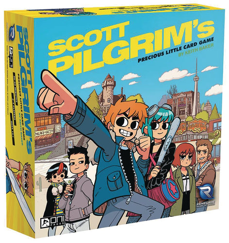 Scott Pilgrim's Precious Little Card Game … from Renegade Game Studios - Xenomarket