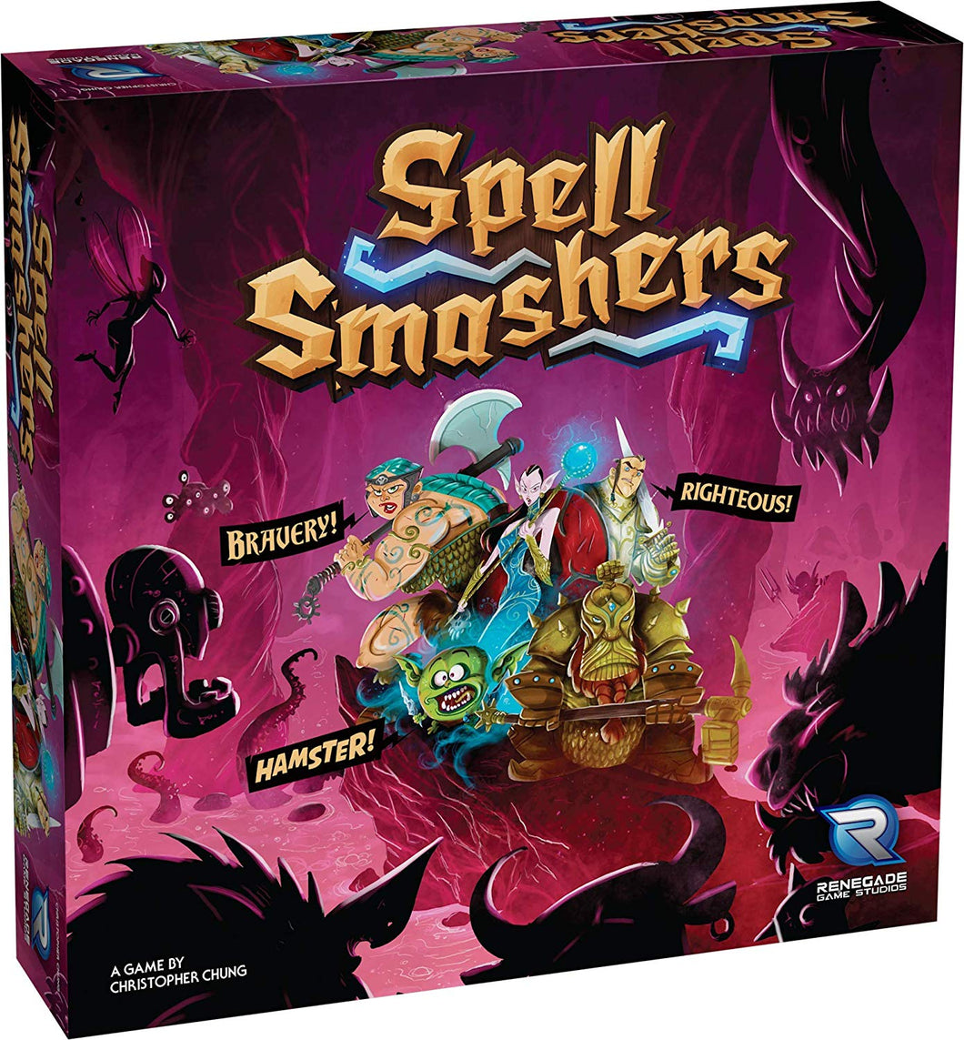 Spell Smashers from Renegade Game Studios - Xenomarket