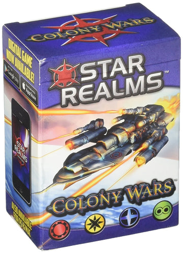 Star Realms: Colony Wars from White Wizard Games - Xenomarket
