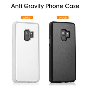 Stylish Anti Gravity Phone Case For Samsung - $18.99 - Anti Gravity Phone Case - android phone acse, Android Upsell 1, anti gravity, Design, plain, samsung note 8, samsung note4, samsung note5, samsung note7, samsung s6, samsung s6 edge, samsung s7, samsung s7 edge, samsung s8, samsung s8 plus, samsung s9, samsung s9 pplus, simple, UF1 - Color Black - Material For Samsung S9 plus - - Phone Case Bank