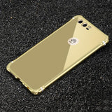 Armor Phone Case Gold / For P10 Luxury Glitter Slim Protective Armor Phone Case for Huawei P10 Phone Case Bank