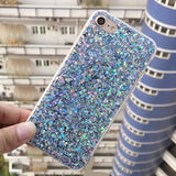 Glitter Phone Case Blue / iPhone 6 Plus Glitter iPhone Case Case Syndicate