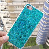 Glitter Phone Case Green / iPhone 6 Plus Glitter iPhone Case Case Syndicate