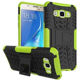 Heavy Duty Armor Cover Green / For Note5 N920 Heavy Duty Armor Case For Samsung Phone Case Bank