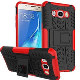 Heavy Duty Armor Cover Red / For Note5 N920 Heavy Duty Armor Case For Samsung Phone Case Bank
