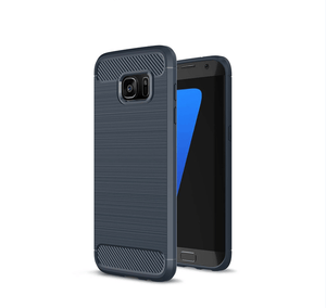 Shockproof Case blue / Samsung Galaxy S6 Shockproof Samsung Phone Case Samsung Galaxy S6/S6 Edge/S7/S7 Edge/S8/S8 Plus