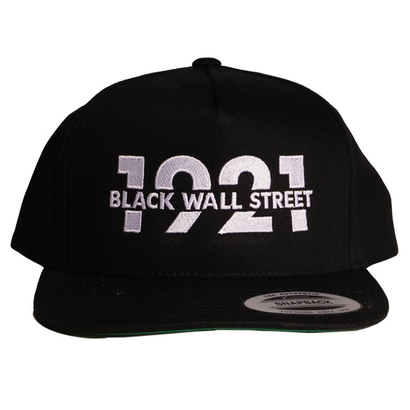 1921 Black Wall Street Hat- Black Lives Matter