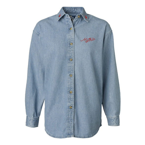 Tulsa Rope Button Down