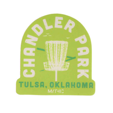 Chandler Park Sticker