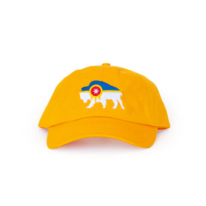 Bison Flag Hat - Dad Hat