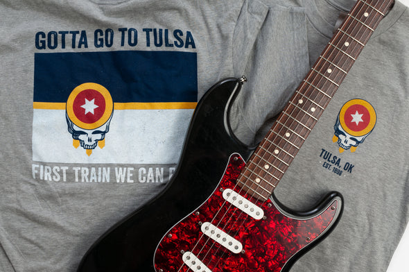 Grateful For Tulsa Tee