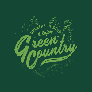 Green Country Tee