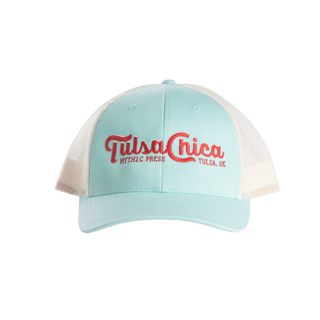 Tulsa-Chica Snap Back Hat