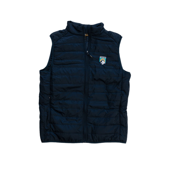 Turkey Mountain Badge Puffer Vest