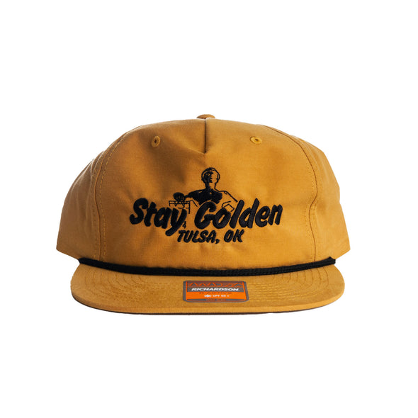 Stay Golden Hat