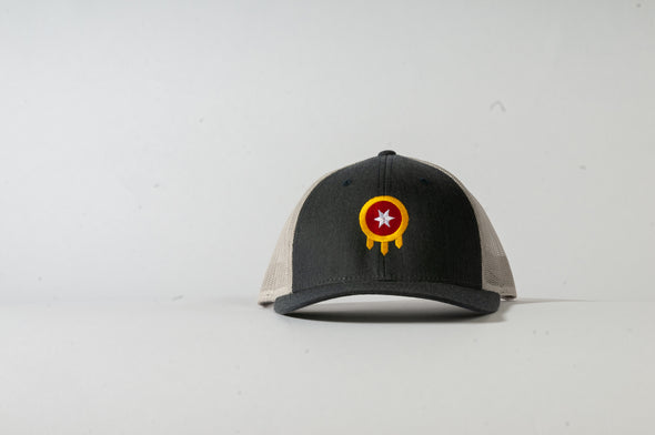 Tulsa Shield Snapback Hat
