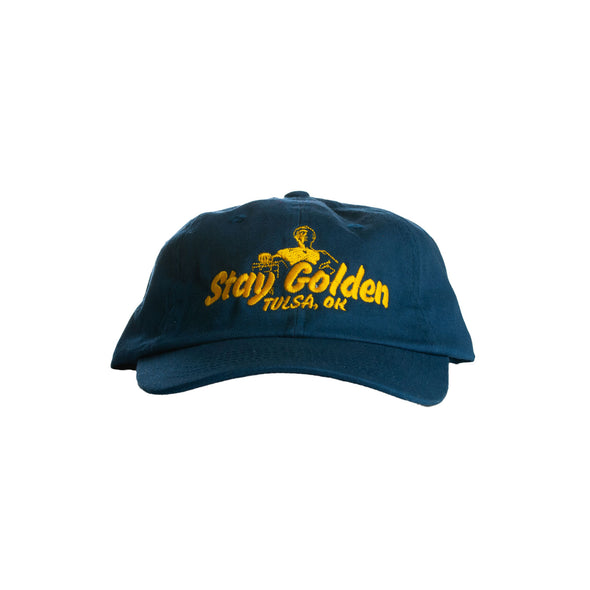 Youth Stay Golden Hat