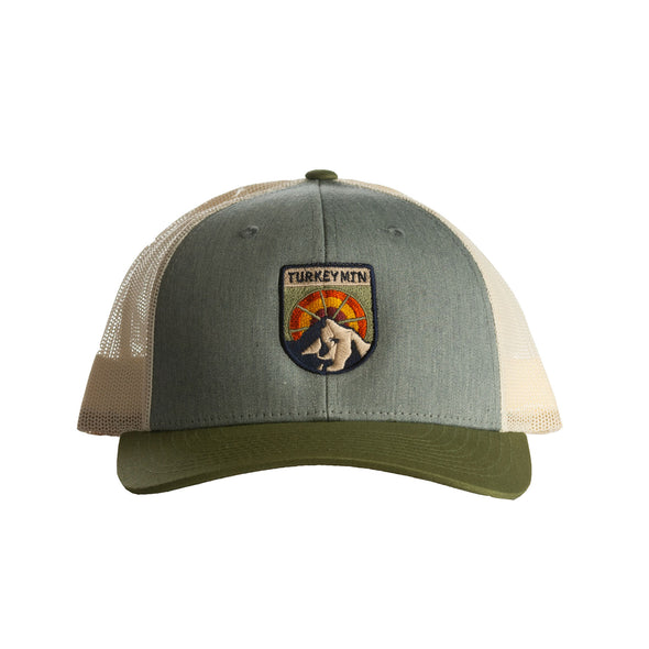 Turkey Mountain Snap Back