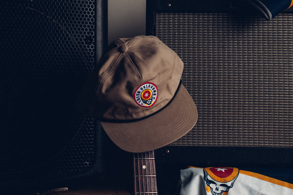 Grateful For Tulsa Hat (3 colors)