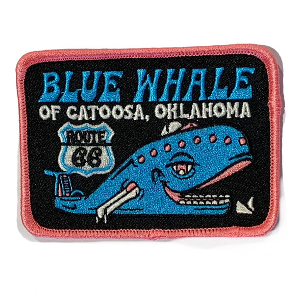 Blue Whale of Catoosa Patch