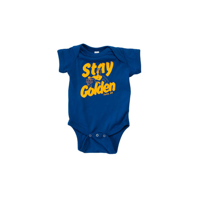 Stay Golden Tulsa Onesie
