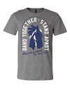 Band Together - Tulsa Coronavirus Fundraiser T-Shirt
