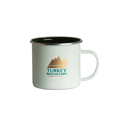 Turkey Mountain Enamel Mug