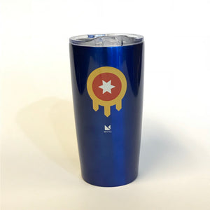 Tulsa Flag Insulated Mug