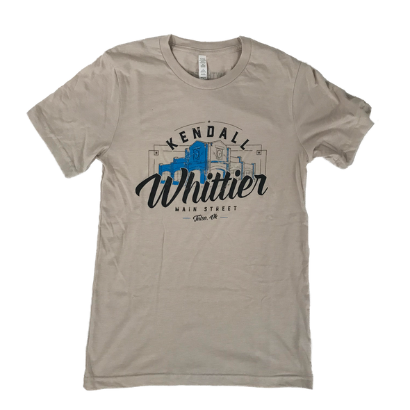 Kendall Whittier Square Tulsa T-Shirt