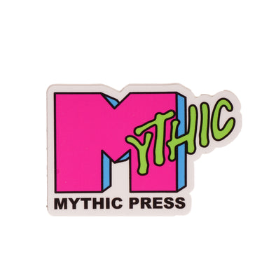Sticker - Mythic TV